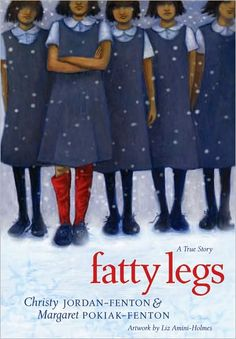 Fatty Legs, by Christy Jordan-Fenton and Margaret Pokiak-Fenton: Margaret, a First Nations girl, goes to school to learn how to read. Can she outsmart the prejudiced teacher standing in her way? Read with mom finished Nov. Mighty Girl, Residential Schools, Version Francaise, Human Dignity, Summer Reading Lists, Comprehension Questions, Children's Literature, Literature Circles, First Nations