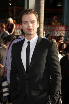 07/19/11 - Los Angeles Premiere of 'Captain America The First Avenger' - 059 - Sebastian Stan Photo Archive |