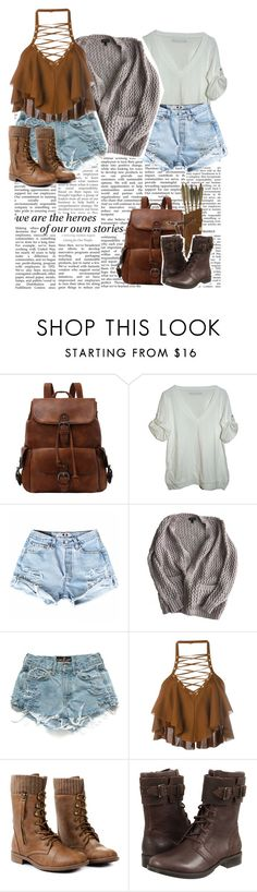 """""""~Be The Hunter, Not The Hunted~"""" by gracie-keaser ❤ liked on Polyvore featuring Nordstrom, Topshop, Balmain and UGG Australia"""