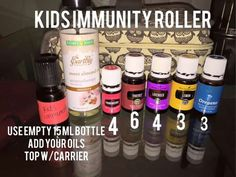 53 Ideas Birthday Gifts For Coworkers Budget For 2019 Essential Oils For Babies, Essential Oils For Kids, Young Living Essential Oils, Melaleuca, Roller Bottle Recipes, Essential Oil Diffuser Blends, Osho, Young Living Kids Cold, Yl Oils