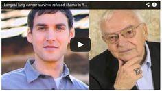 Carl Helvie: Natural Lung Cancer Survivor since 1975!   ChrisBeatCancer.com