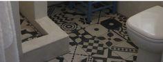 Mismatched tiles