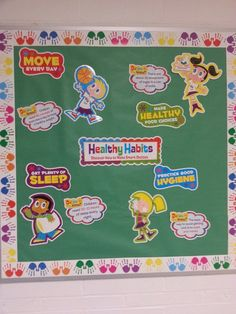 Looking for fun and exciting school nurse bulletin boards? See the collection for this school nurse. Health Bulletin Boards, Nurse Bulletin Board, Office Bulletin Boards, School Nurse Office, School Nursing, Parish Nurse, Nurse Decor, School Health, Health Class