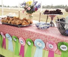 The Carolina Cup: Part One, The Spread - On Purpose Home
