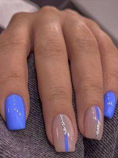 Chic Nails, Stylish Nails, Trendy Nails, Swag Nails, Nagellack Design, Best Acrylic Nails, Acrylic Toes, Colored Acrylic Nails, Dipped Nails