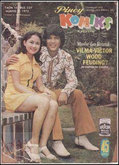Pinoy Komiks a Philippines Culture, Manila Philippines, Philippines Travel, Filipino Art, Filipino Culture, Pinoy Movies, Filipino Fashion, St Joan, Filipiniana