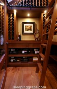 "A ""reclaimed"" wine cellar. Would fit nicely in my home :) Caves, Wine Furniture, Wine Cellar Design, Grand Cru, In Vino Veritas, Wine Storage, Wine And Spirits, Fine Wine, Wine Tasting"