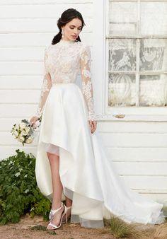 Martina Liana Jude+Sia Wedding Dress photo