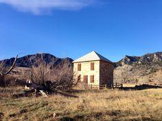 Dowdy-Debacher-Dunn House near South Mesa Trailhead, Boulder, CO #hiking #historic