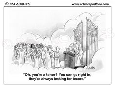 tenor cartoon   AchillesPortfolio