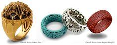 projektowanie biżuterii w ZBrush Zbrush, Program, Bracelets, Leather, Jewelry, Fashion, Moda, Jewlery, Jewerly