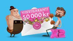 150.000 kr i potten med vår somriga festival-turnering http://www.svenska-spelautomater-gratis.com/nyheter/vinnaren-far-50-000-kr-i-cash #unibet #svenskaspelautomater #50000kricash
