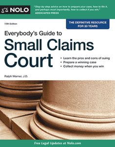judgment liens on property in indiana ~ nolo.com ~ Everybody's Guide to Small Claims Court