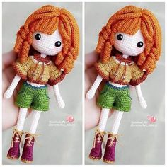 Helloooo .......meet my adorable adventuress Reyla 蕊拉 who is such a sweetie and simply melt anyone's heart easily. Thank you so much Jeslyn for such a great and wonderful creation. Pattern is so well-written and is available at @jeslynsimlg etsy shop for purchase ~ do visit her Instagram to check out more! Happy Weekend everyone ٩(๑•◡-๑)۶ⒽⓤⒼ