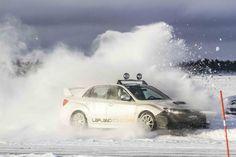 #Subaru #LaplandIceDriving Crédit Photo Félix Macias pour LID