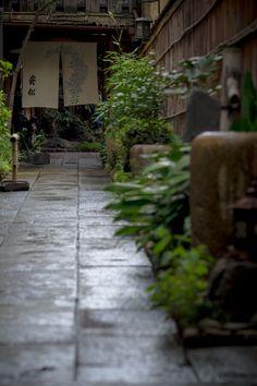 上木屋町 幾松 暖簾 KYOTO, JAPAN