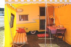 We are so tickled to have received our awning room from Marti's Awnings. It's practical for our needs and looks great too! It measures approximately 8 1/2 feet across and 8 feet deep. W…