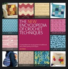 ... Crochet Books on Pinterest Sims, Crochet stitches and Crochet books