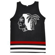 5709b50315baf9 BLVD Supply Co. tank top Men Street Outfit