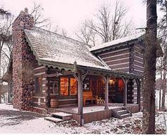 Hearthstone Log and Timber Frame Homes - Simpson Model