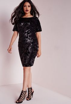 Missguided+ is the hottest new plus size line for babes of all sizes. Dedicated to directional, strong and confident designs for sizes 16-24, Missguided+ is the perfect platform to up your fashion game and work those curves in style.  When...