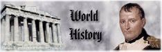 This site is full of history information that would be useful in the middle or high school classroom.