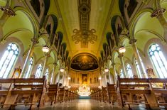 See inside one of Chicago's oldest and most significant churches. #OHC2016