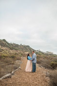 A beautiful blush and light blue family portrait session at the Sunset Cliffs Natural Park in Ocean Beach, California. Photos by: Studio Sequoia Family Portraits, Family Photos, Beach Engagement Photos, Natural Park, Ocean Beach, San Diego, Light Blue, Blush, California