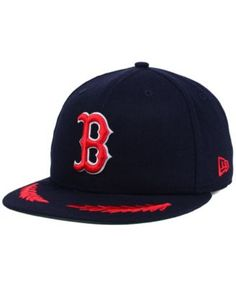 New Era Boston Red Sox Scramble Collection 59FIFTY Cap