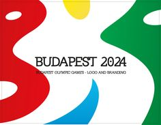 Budapest 2024 Olympic Games - logo and Branding on Behance