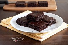 Flourless Fudgy Brownie Recipe - 1/2 C flaxmeal, 1/2 C cocoa, 1/2 t baking powder, 1/4 t salt, 1 t vanilla, 4 T honey, 1 egg, 1/2 C coconut milk, 1 T almond butter, 1/2 C chocolate chips.  Bake at 350 for 20 minutes.