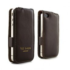 Ted Baker #iPhone 4S Case - Leather Style – Swallows by #Proporta
