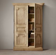 Montpellier Armoire by Anthr $4000