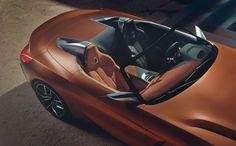 BMW Concept présenté à Pebble Beach 2017 – CarsCeption Actualité Automobile Bmw Concept, 1966 Ford Mustang, Bmw Website, Bmw Z4 Roadster, Advertising Pictures, Automobile, Cars Characters, Bmw Wallpapers, Auto Motor Sport