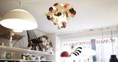 Normann Copenhagen - bau lamp