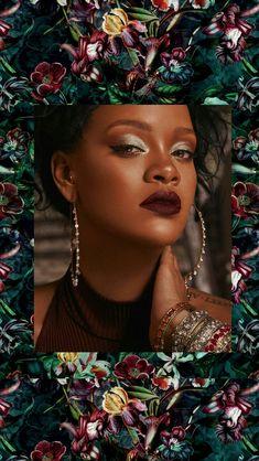 Looks Rihanna, Rihanna Love, Flower Aesthetic, Aesthetic Collage, Rihanna Baby, Bad Gal, Celebrity Wallpapers, Fashion Killa, Black People