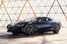BMW 8 Series coupé revealed - What Car?