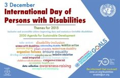 education posters Bulletin Boards education posters Children December 2015 is International Day of Persons with Disabilities. - My Website 2020 Veterans Of America, Inclusive Education, Social Policy, Kids Education, Education Posters, International Day, Happy Chinese New Year, Sustainable Development, Kids Reading