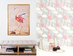 Fenicotteri accessori moda per la casa flamingo fever   StyleNotes - Appunti di Stile