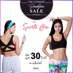 #SportsBra for Super support during Physical Exercise  #buyonlinesportsbra #womenfashion #womenbra