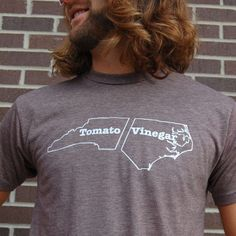 North Carolina BBQ Shirt - Barbecue is serious business!