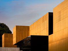 International Centre for the Arts Jose de Guimaraes by Pitagoras Architects