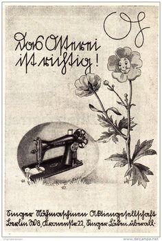 Original-Werbung/ Anzeige 1933 - SINGER NÄHMASCHINEN - ca. 65 x 100 mm