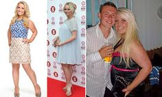 Jennifer Ellison's weight loss with Cambridge Weight Plan inspired Jade to get started (Mail Online, May 2014)