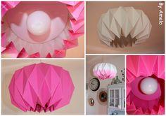 1000 images about luminaires carton papier on pinterest baroque atelier and lamps. Black Bedroom Furniture Sets. Home Design Ideas