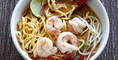 Curry Laksa | Malaysian Recipes | Malaysian Food | Malaysian Cuisine - Malaysia Kitchen NYC