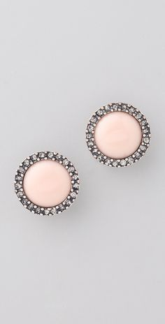 Rachel Leigh Jewelry Estates Perfect Stud Earrings | SHOPBOP SAVE 25% use Code: BIGEVENT15