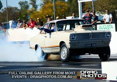 10 August 2014 Nostalgia Drags at Willowbank Raceway. More info at www.willowbankrac... and full image gallery at dragphotos.com.au
