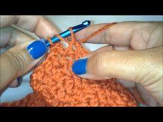 Crochet Tutorial - How To Make A Herringbone Double Crochet (dc)