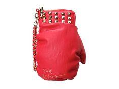 Betsey Johnson Super Betsey Boxing Glove Wristlet #knockout #style #zappos